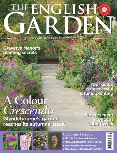 The English Garden digital cover