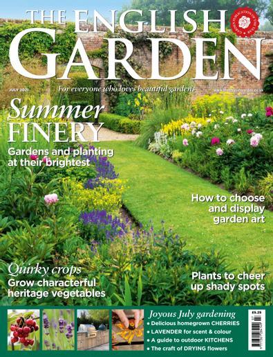 The English Garden digital cover