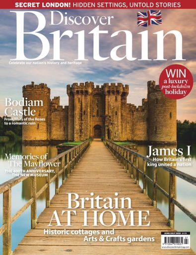 Discover Britain digital cover