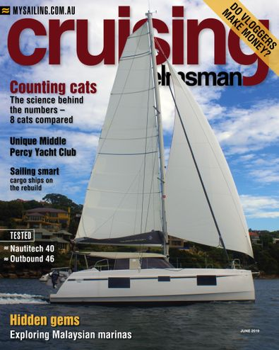 Cruising Helmsman digital cover