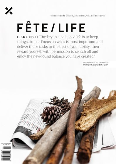 Fete digital cover