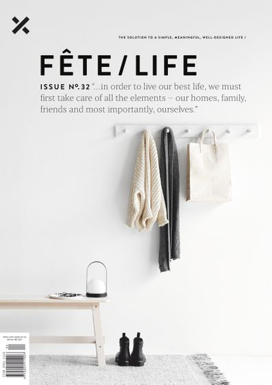Fete digital cover