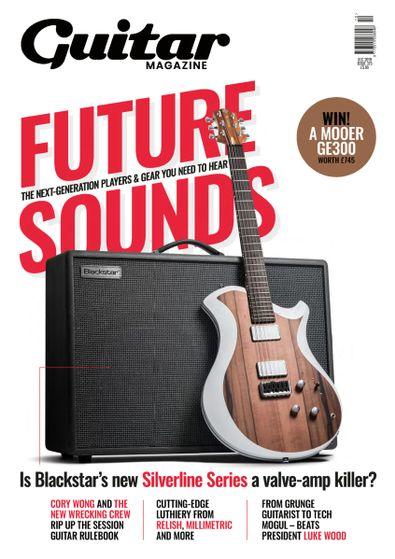 Guitar & Bass digital cover
