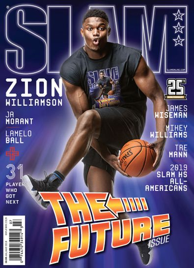 Slam digital cover