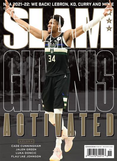 Slam digital cover