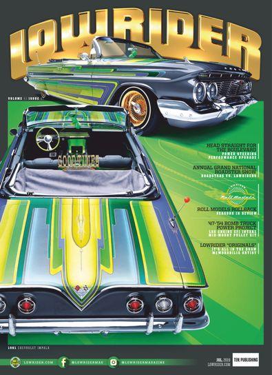 Lowrider digital cover