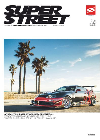 Super Street digital cover