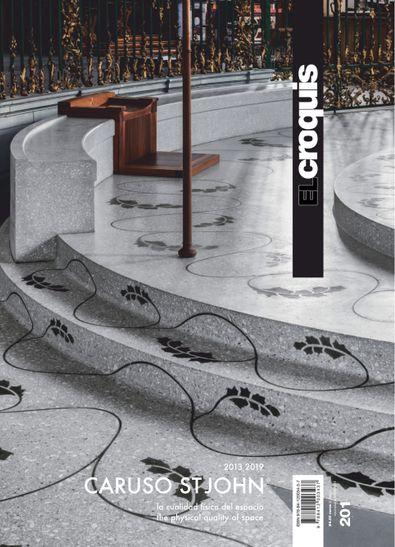 El Croquis digital cover