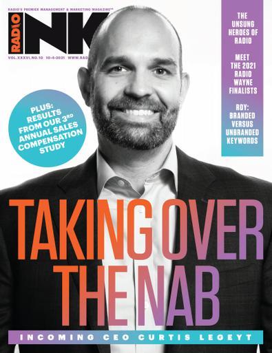 Radio Ink Magazine digital cover