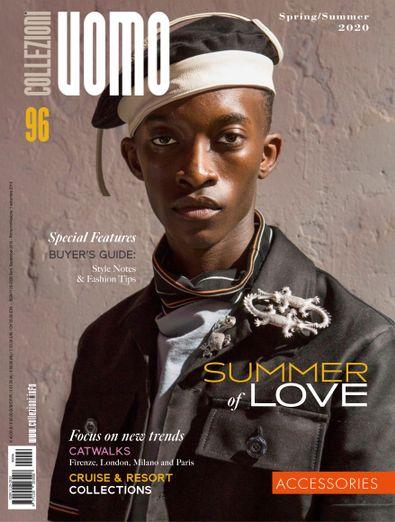 Collezioni Uomo digital cover