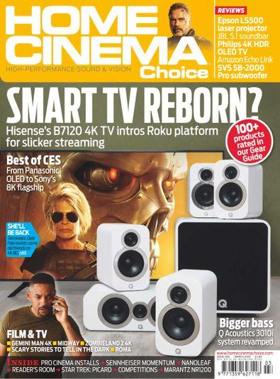 Home Cinema Choice digital cover