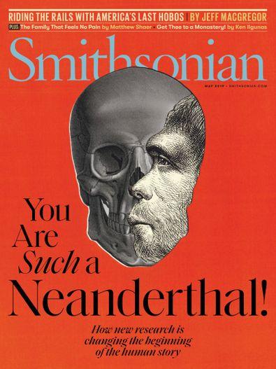 Smithsonian Magazine digital cover
