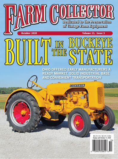 Farm Collector digital cover