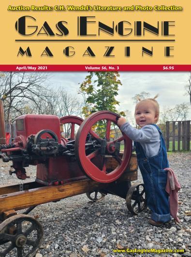 Gas Engine Magazine digital cover