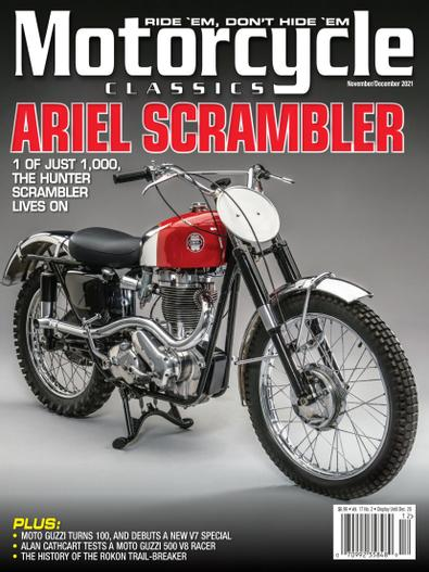 Motorcycle Classics digital cover