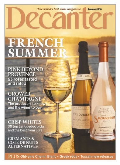 Decanter World Wine Awards digital cover