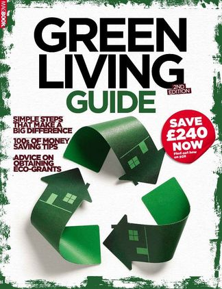 Green Living Guide digital cover