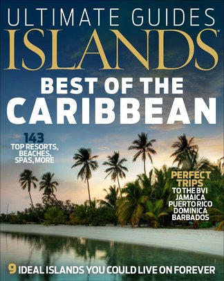 Islands Ultimate Caribbean Guide digital cover
