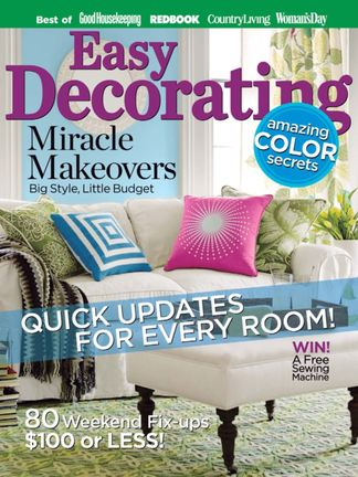 Easy Decorating Ideas digital cover