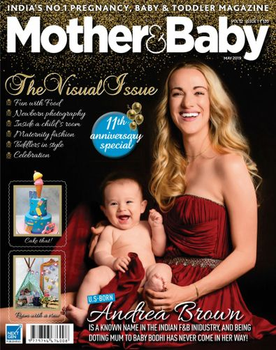 Mother & Baby India digital cover