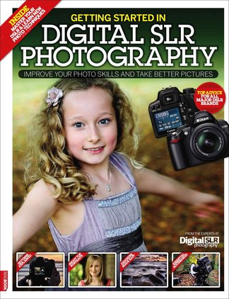 Getting Started in DSLR Photography digital cover