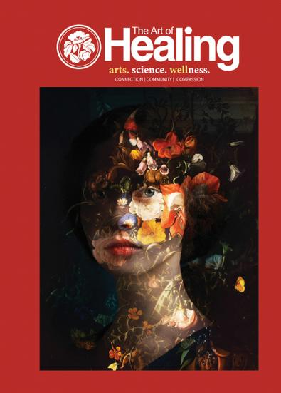 The Art of Healing digital cover