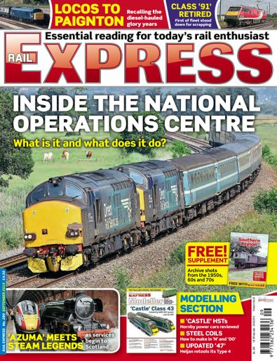 Rail Express digital cover