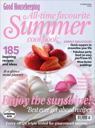 Good Housekeeping All-time favourite Summer Cookbo digital cover