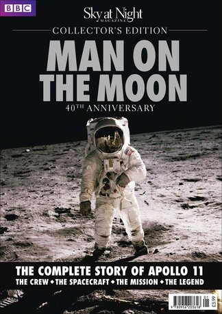 Man on The Moon Collector's Edition digital cover