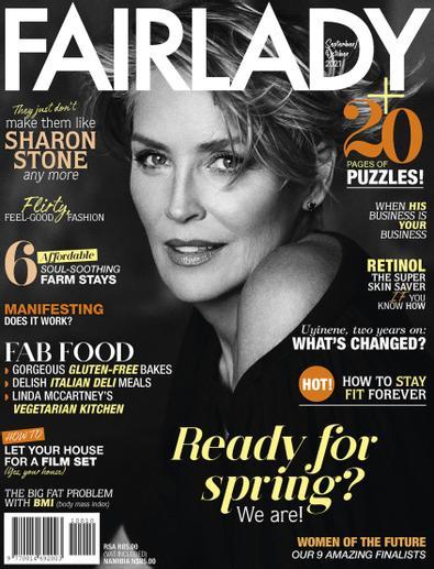 Fairlady digital cover