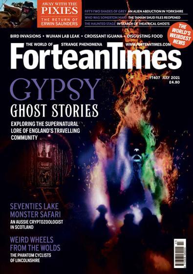 Fortean Times digital cover