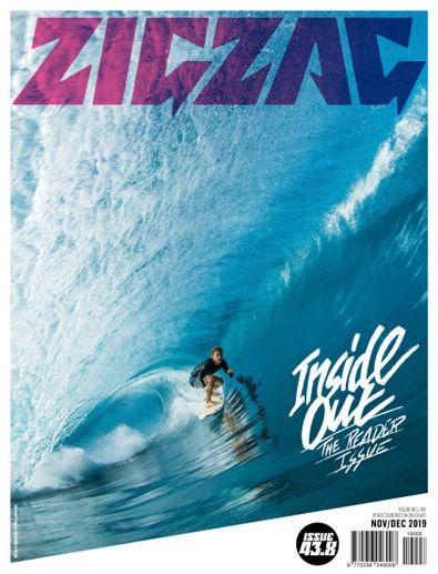 Zigzag digital cover