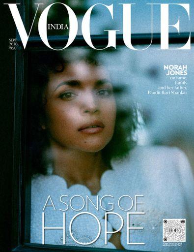 VOGUE India digital cover
