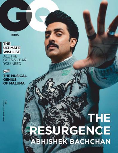 GQ India digital cover