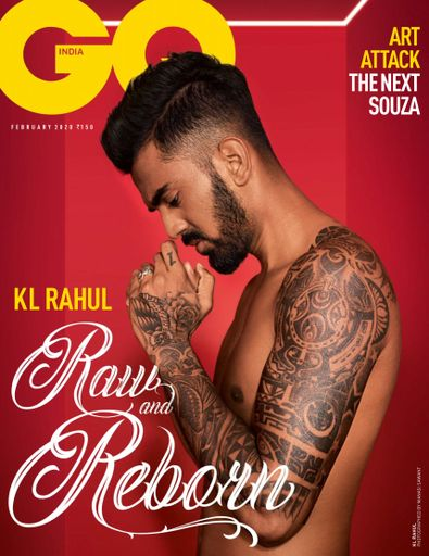 GQ India digital cover