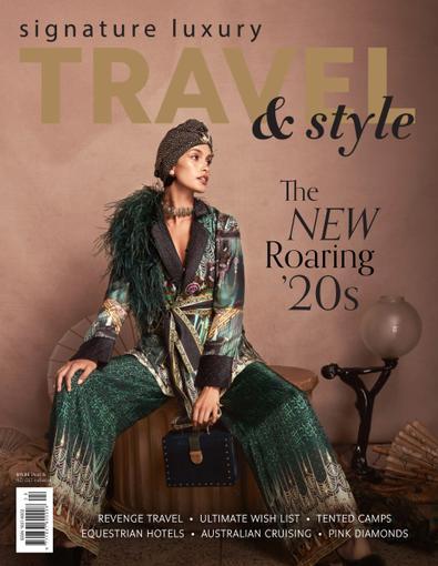 Signature Travel & Lifestyle digital cover