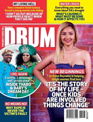 Drum English digital cover