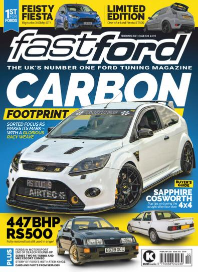 Fast Ford digital cover