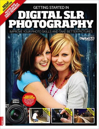 Getting Started in Digital SLR Photography 2nd ed cover