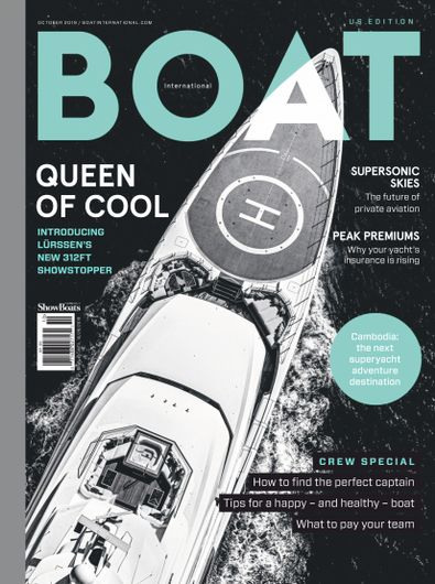 ShowBoats International digital cover