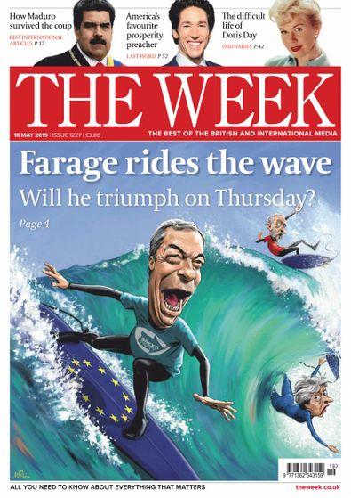 The Week digital cover