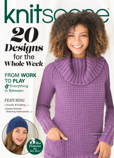 Knitscene digital cover