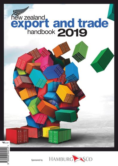 NZ Export and Trade Handbook digital cover