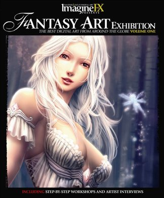 Fantasy Art Exhibition: Volume 1 digital cover