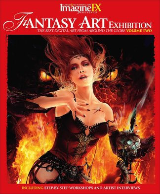 Fantasy Art Exhibition: Volume 2 digital cover
