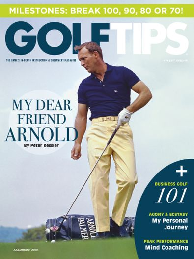 Golf Tips digital cover