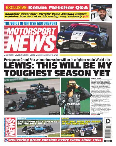 Motorsport News digital cover