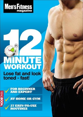 Men's Fitness 12 Minute Workout digital cover