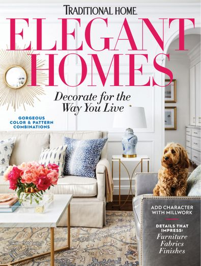 Elegant Homes digital cover