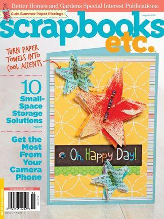 Scrapbooks Etc digital cover